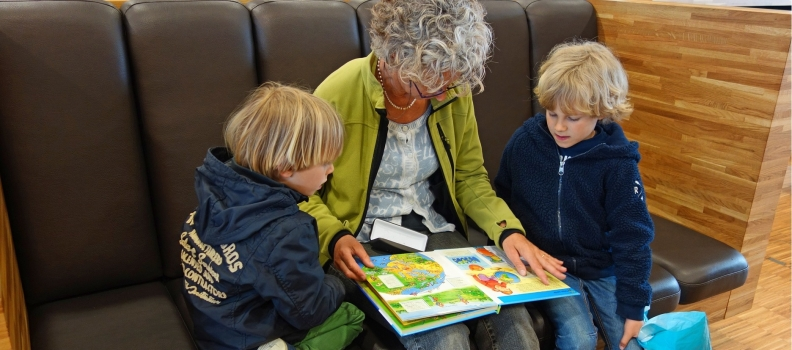 Helping to foster a dementia-friendly generation