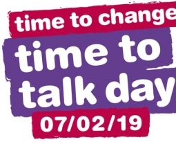 Time to Talk Day: 7th February 2019